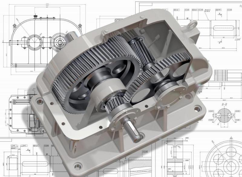 Engenharia para Fabricação e Repotenciamento de Redutores
