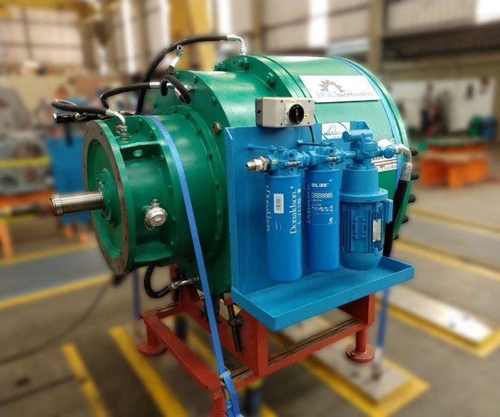 Sistema de Filtragem Off-Line